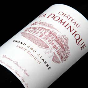 Chateau La Dominique 2008 - 0