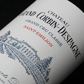 Chateau Grand Corbin-Despagne 2015 - 0