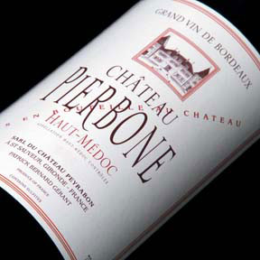 Chateau Pierbone 2008 - 0