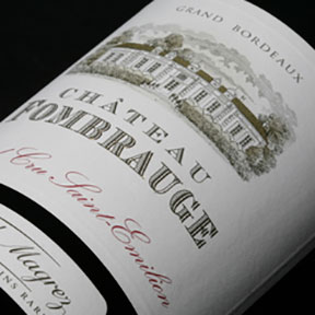 Chateau Fombrauge 2006 - 0