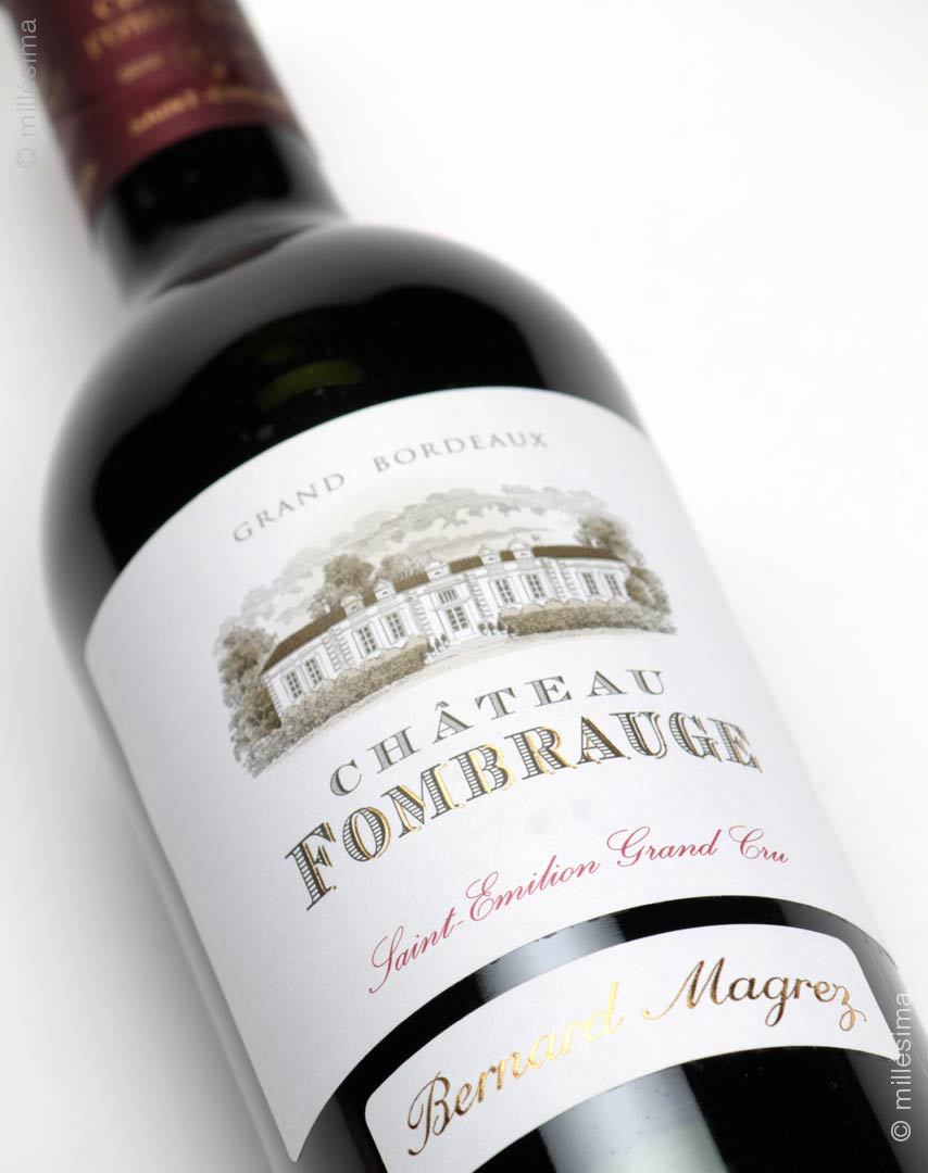 Chateau Fombrauge 2009 - 1