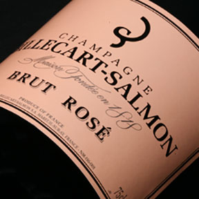 Billecart-Salmon : Brut Rosé - 0