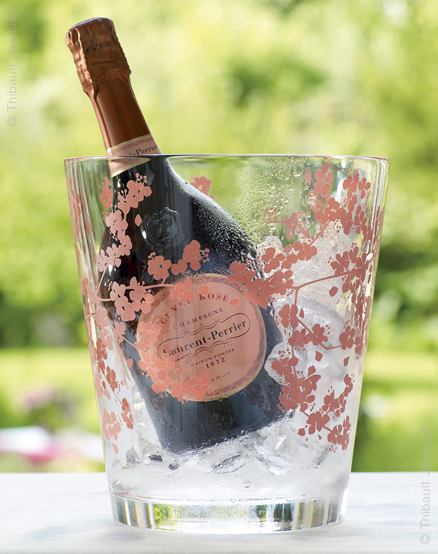 Laurent-Perrier : Cuvée Rosé - 1