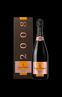 Veuve Clicquot : Vintage Rosé 2008