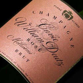 Deutz : Cuvée William Deutz Rosé 2002 - 0
