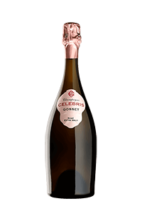 Gosset : Celebris Rosé Extra Brut 2007