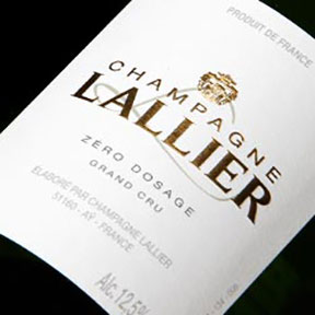 Lallier : Zéro Dosage Grand cru - 0
