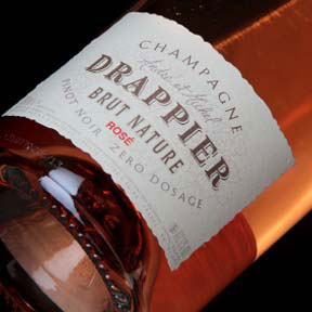 Drappier : Brut Nature Rose - 0