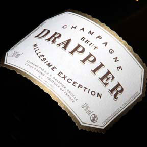 Drappier : Millésime Exception 2008 - 0