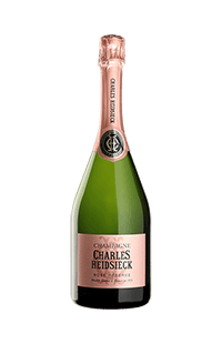 Charles Heidsieck : rosato Réserve