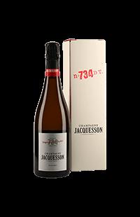 Jacquesson : Cuvée 734 Dégorgement Tardif
