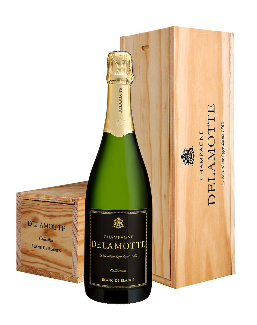 Delamotte : Collection Blanc de Blancs 2000 - 1