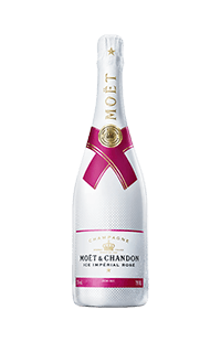 Moët & Chandon : Ice Impérial Rosé