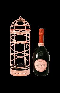 Laurent-Perrier : Cage Rubans Cuvée Rosé