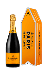 Veuve Clicquot : Brut Carte Jaune Arrow
