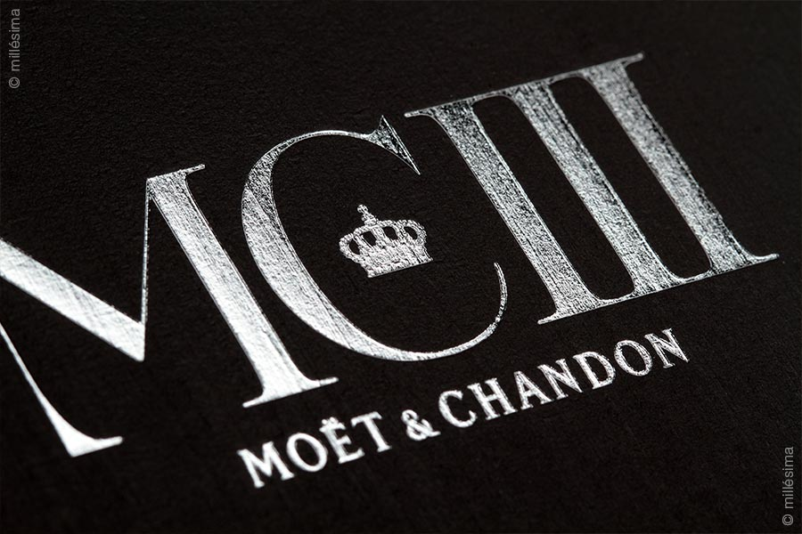 Moët  Chandon : MCIII 1ère Édition - 1