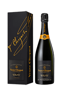 Veuve Clicquot : Extra Brut, Extra Old