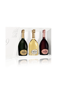 Ruinart : Coffret Collection Ruinart