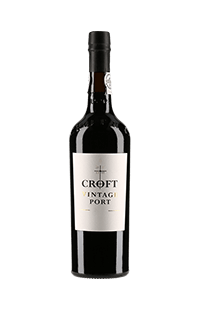 Croft : Vintage Port 2000