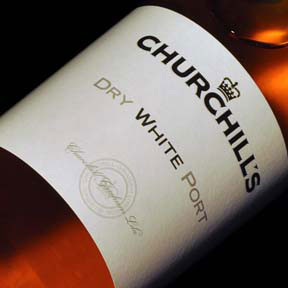 Churchill's : White Port - 0