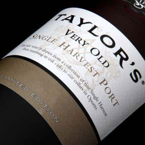 Taylor's : Very Old Single Harvest Port 1965 - 0