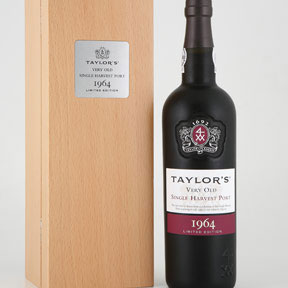Taylor's : Very Old Single Harvest Port 1966 - 1