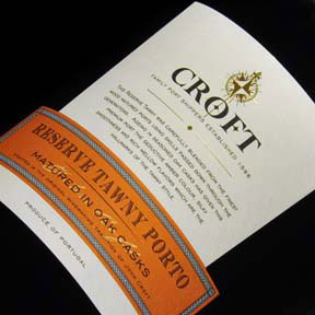 Croft : Reserve Tawny Port