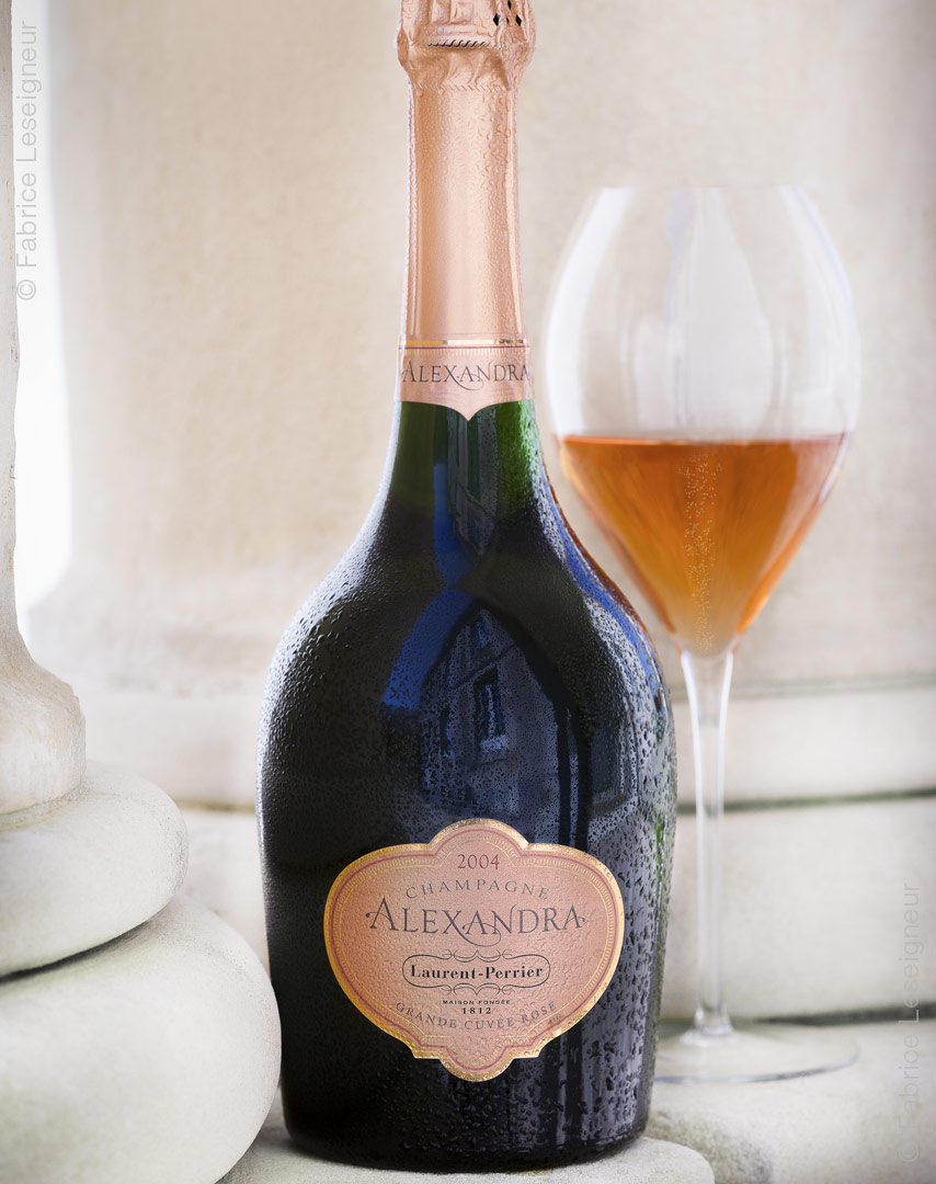 Laurent-Perrier : Alexandra Rosé 2004 - 1