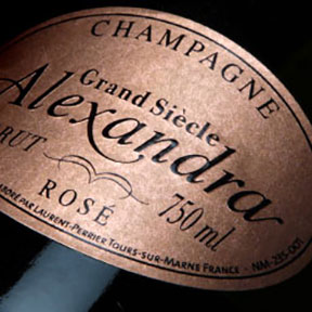 Laurent-Perrier : Alexandra Rosé 2004 - 3