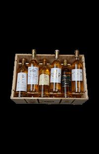 Caja Sauternes 1ers crus 2001