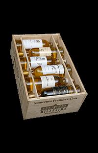 Caja Sauternes 1ers crus 2003