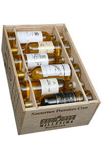 Caisse Sauternes 1ers crus 2003