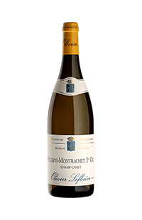 "Olivier Leflaive : Puligny-Montrachet 1er cru ""Champ Canet"" 2000"