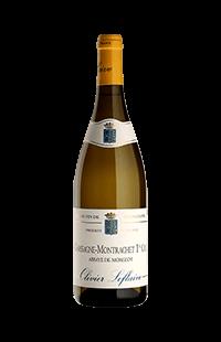 """Olivier Leflaive : Chassagne-Montrachet 1er cru """"Abbaye de Morgeot"""" 2015"""