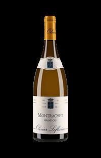 Olivier Leflaive : Montrachet Grand cru 2015