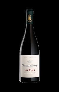 """Château de Chamirey : Mercurey 1er cru """"Les Cinq"""" 2015"""