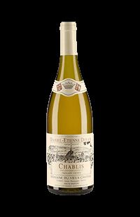 """Daniel-Etienne Defaix : Chablis Village """"Vieilles Vignes"""" 2010"""