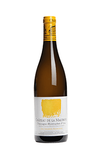 """Château de la Maltroye : Chassagne-Montrachet 1er cru """"Grandes Ruchottes"""" 2016"""