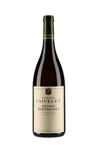 Faiveley : Bâtard-Montrachet Grand cru Domaine 2015