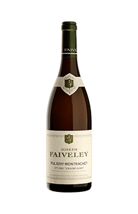 Faiveley : Puligny-Montrachet 1er cru 'Champ Gain' J. Faiveley 2015