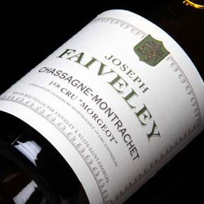 "Faiveley : Chassagne-Montrachet 1er cru ""Morgeot"" J. Faiveley 2013 - 0"