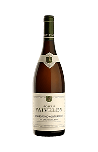 Faiveley : Chassagne-Montrachet 1er cru 'Morgeot' J. Faiveley 2016