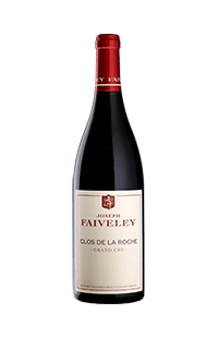 Faiveley : Clos de la Roche Grand cru J. Faiveley 2015