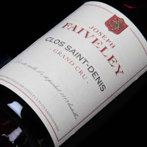 Faiveley : Clos Saint-Denis Grand cru J. Faiveley 2013 - 0
