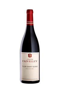 Faiveley : Clos Saint-Denis Grand cru J. Faiveley 2013