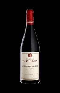"""Faiveley : Nuits-Saint-Georges 1er cru """"Les Saint-Georges"""" Domaine 2015"""