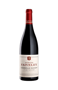"Faiveley : Chambolle-Musigny 1er cru ""Les Fuées"" Domaine 2000"