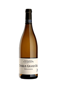 "Chanson : Chablis Grand cru ""Bougros"" 2015"