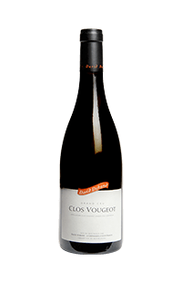 David Duband : Clos Vougeot Grand cru 2016
