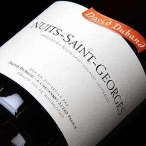 David Duband : Nuits-Saint-Georges Village 2012 - 0